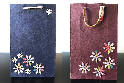 Corner Flowers - Gift Bags (Set of 2)