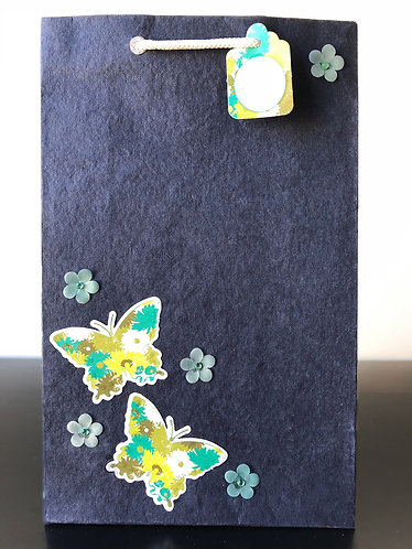 Butterflies Gift Bags (Set of 2)