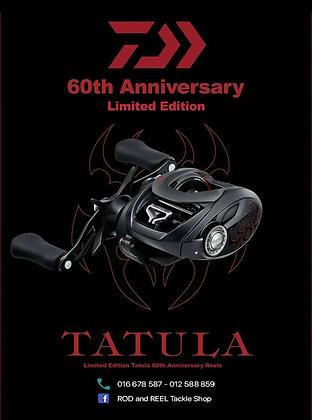 DAIWA TATULA 60th Anniversary
