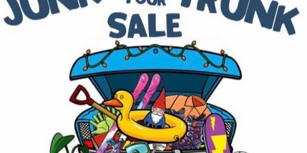 Book Sale: Junk in your Trunk