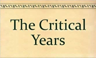 Critical Shaping Years