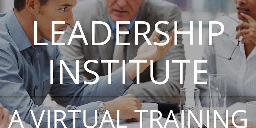 [Speaker] Tenets of Leadership