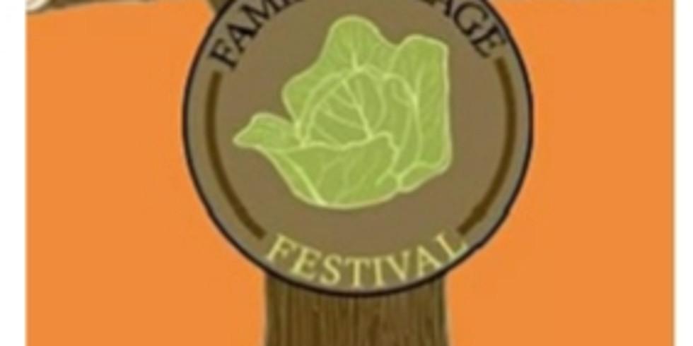 [Book Sale] Famiily Village Festival