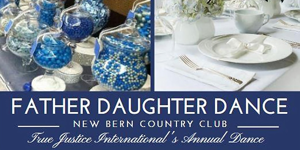 Father Daughter Dance (hosted by True Justice)