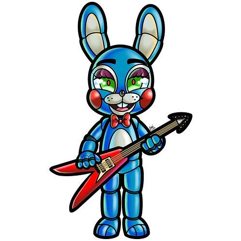Five Nights at Freddy's - Toy Bonnie Sticker