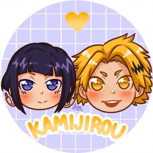 Boku No Hero Academia -Kamijirou Button