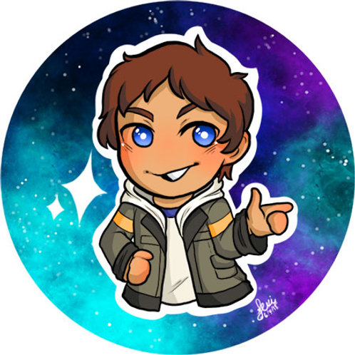 Voltron - Lance Button
