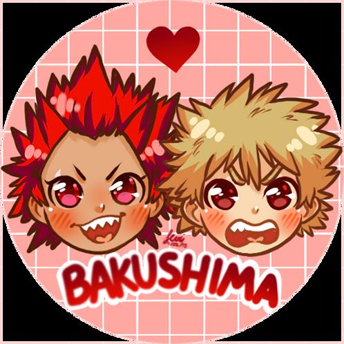 Boku No Hero Academia - Bakushima Button