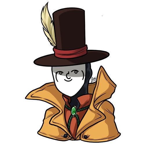 Boku No Hero Academia - Mr. Compress Sticker