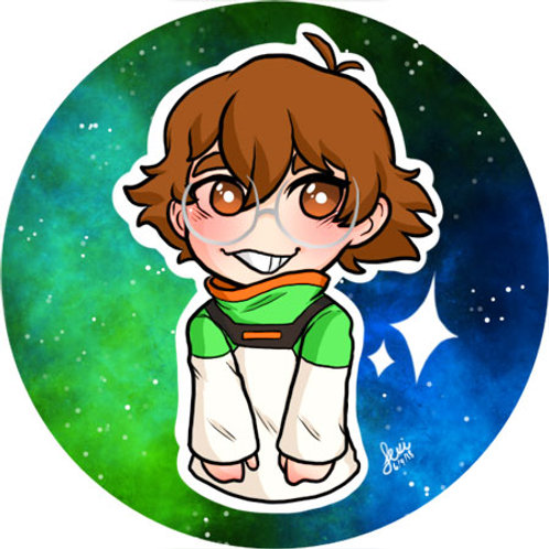 Voltron - Pidge Button