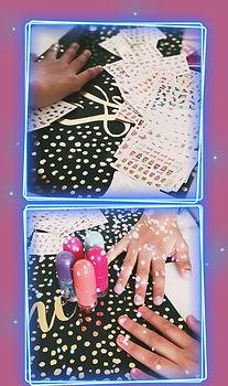 Knutselpakket Nail artist
