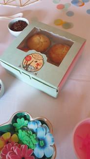 Knutselpakket Cupcakes
