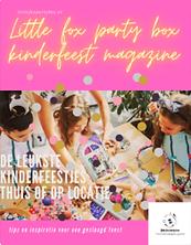 Kinderfeest magazine