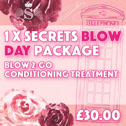 Blow Day Package