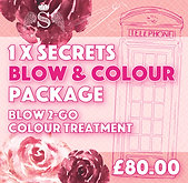 Blow & Colour Package