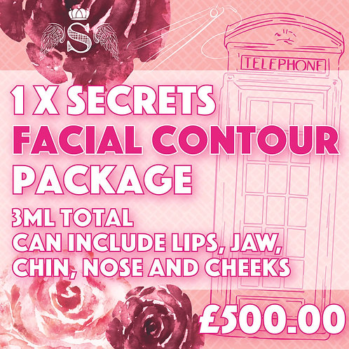 Facial Contour Package