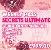Secrets Ultimate Pass