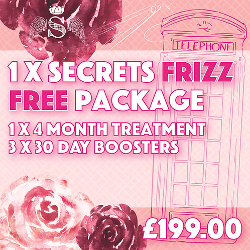 Frizz Free Package