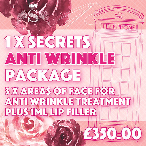 Anti Wrinkle Package