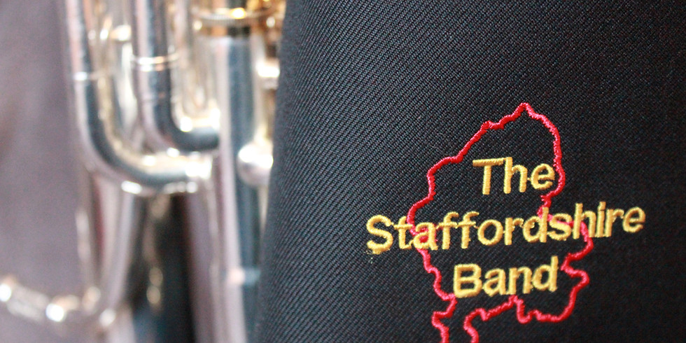 The Staffordshire Band Christmas Concert