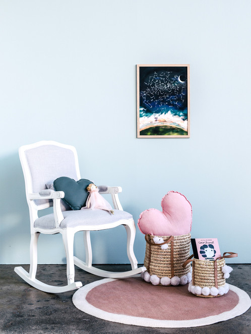 This Classic Yet Contemporary Rocking Chair By Rocking Baby Is A Timeless  Piece That Is Comfortable And Will Fit In Most Nurseries. The Preston Chair  Is ...