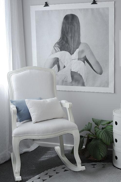 Lumbar Cushion (white)