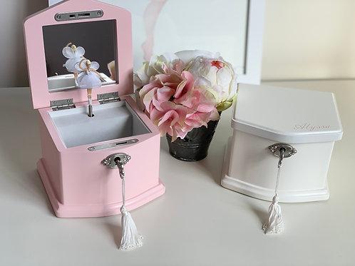 Small Ballerina Jewellery Box