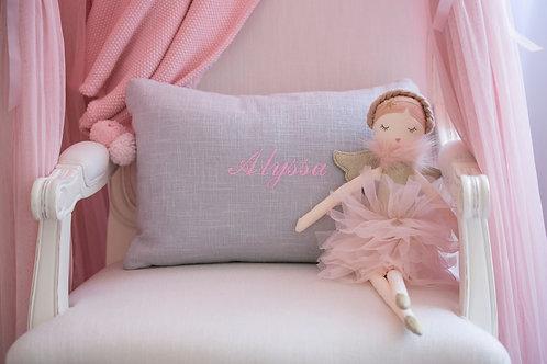 Personalised Lumbar Cushion