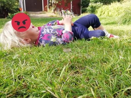Olen kiitollinen, että lapseni on hengissä – Saanko enää valittaa tai hermostua mistään?