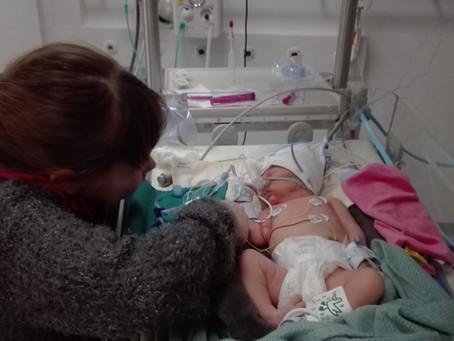 Erityinen sisaruus – Isosiskon ajatuksia pikkusiskon vaikeasta sydänviasta