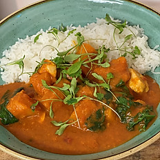 Chef's curry