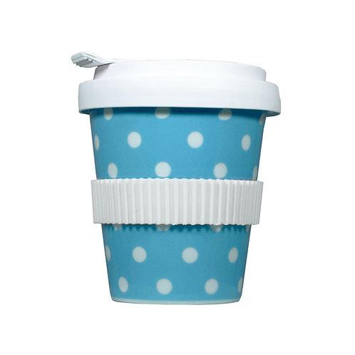 """Coffee2Go-Becher (klein) """"Pünktchen"""""""