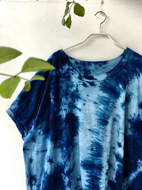 陽オリジナル BT216 ムラ染めTシャツ