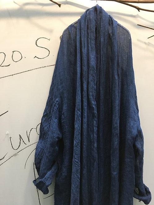 BC213麻かやコート