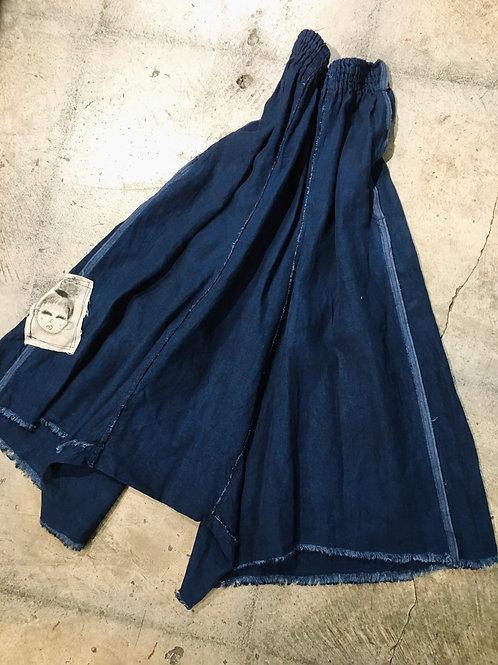 陽オリジナル BP650   藍染サルエルパンツ