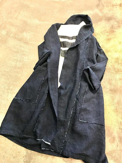 陽オリジナル BC-D2025 藍染コート