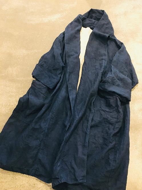 陽オリジナル BC-D2026  藍染コート