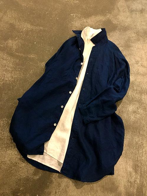 高城染工 RV−7019 ビッグポケットシャツ