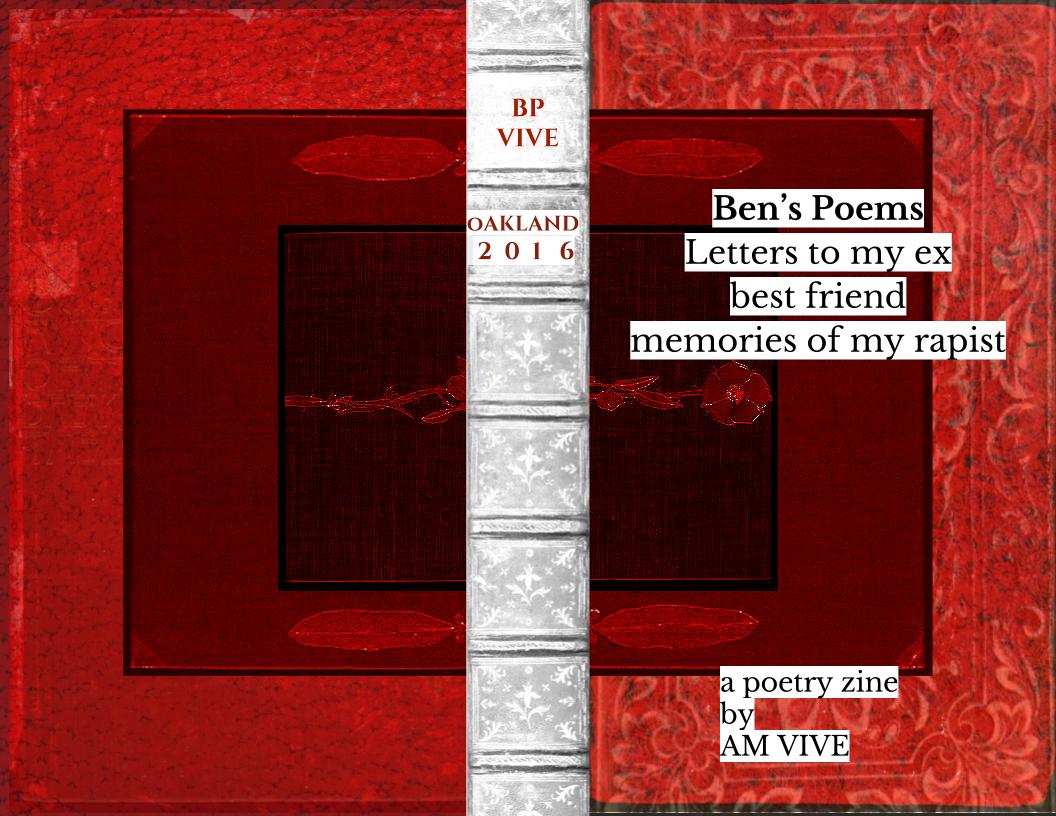 Ben's Poems