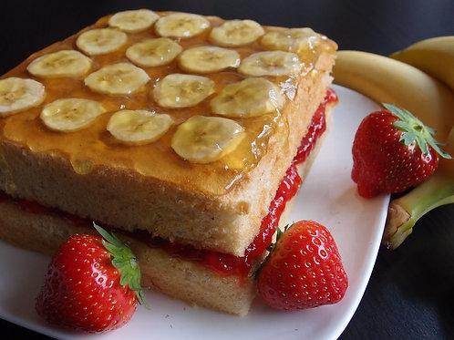 Banana - Strawberrry