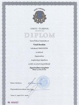 jurist Tallinns