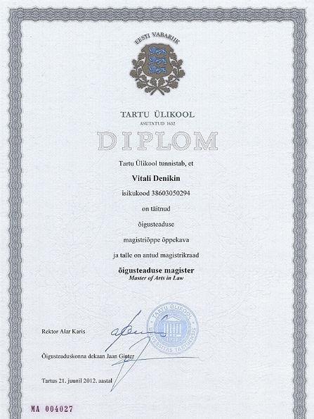 Jurist Tallinnas