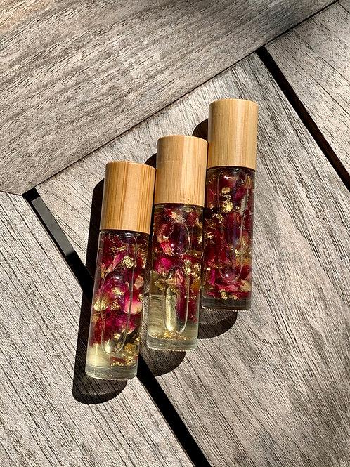 Rose Vanilla Lip Oil