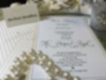 simon cowell wedding invitations