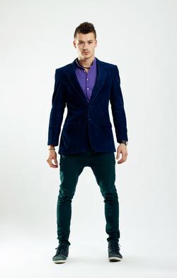 Modelo no terno