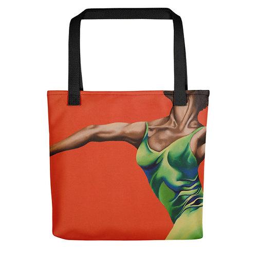 The Dancer- Tote Bag
