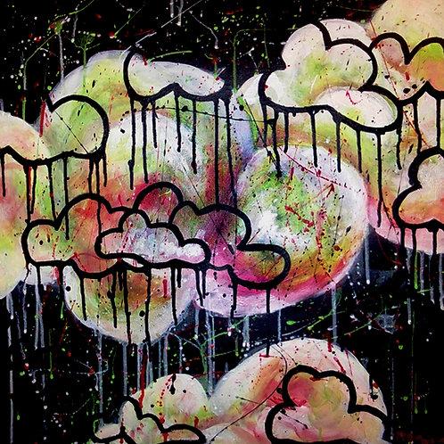 When It Pours, It Reigns- Original Painting