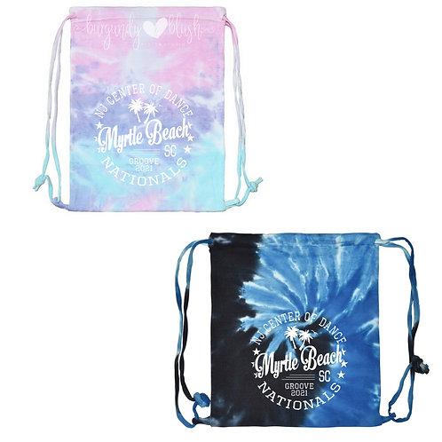 NJCOD 2021 Nationals Drawstring Bag