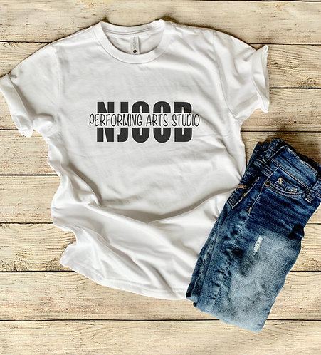 NJCOD Performing Arts T-Shirt