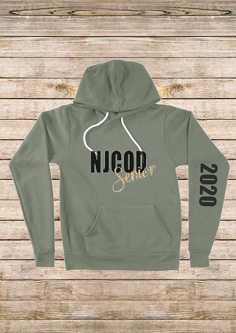 NJCOD Senior 2020 Hoodie